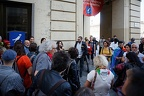 Flash mob By Io Accolgo and Presidio Solidale Torino